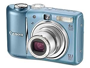 Canon  PowerShot A1100 IS - Cámara Digital Compacta 12.1 MP (2.5 pulgadas LCD, 4x Zoom Óptico)