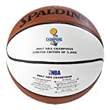 Golden State Warriors 2017 NBA Champions Basketball Limited Edition by Spalding