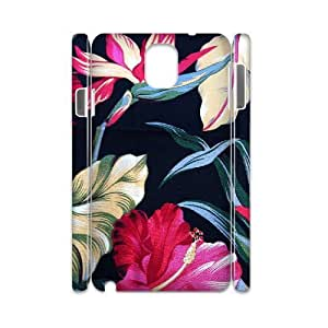 Retro Floral Series Custom 3D Cover Case for Samsung Galaxy Note 3 N9000,diy phone case ygtg599198