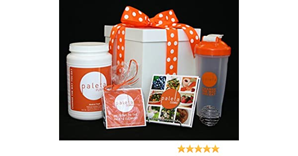 Amazon.com : PALETA PURIFY PLUS 5 Day Cleanse Kit : Grocery & Gourmet Food