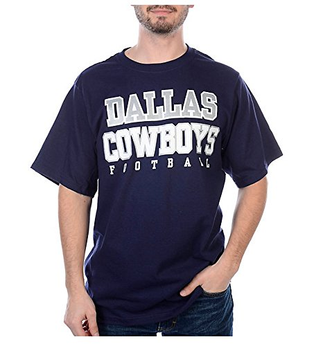 Dallas Cowboys Practice T-Shirt XX-Large Navy