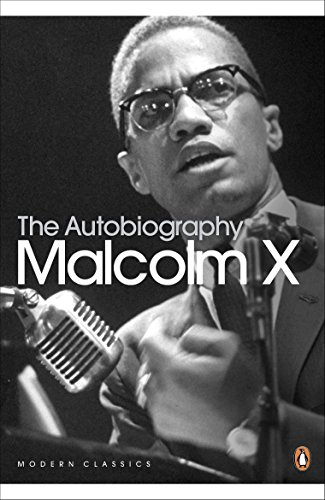 The Autobiography of Malcolm X (Penguin Modern Classics) cover