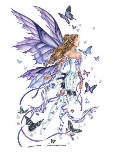 fairy car decals - 9