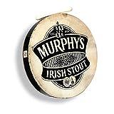 LP Murphy's Irish 18 Bodhran Drum w/ Case & Tipper