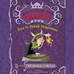 How to Train Your Dragon: How to Speak Dragonese | Cressida Cowell