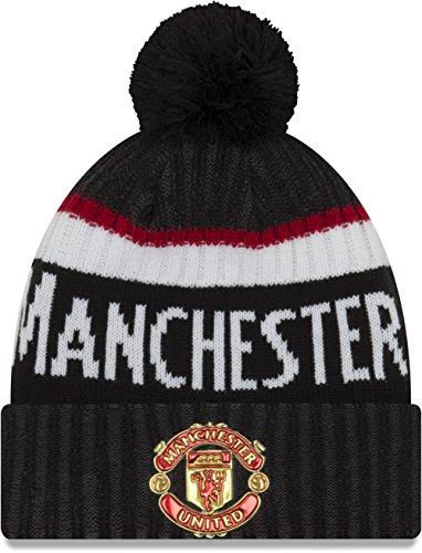 Punto Bobble United Gorro Manchester de negro wRxvqWFU