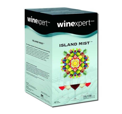 (Island Mist Green Apple Riesling 7.5 Liter Wine Making Kit)