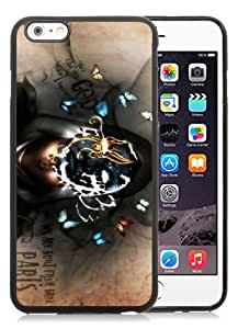 Hollywood undead Black iPhone 6S Plus 5.5 Inch TPU Phone case Stylish and Design