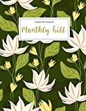 Monthly Bill Planner and Organizer: monthly bill tracker sheets | 3 Year Calendar 2020-2022 Budget Planner | Weekly Expense Tracker Bill Organizer ... for auntie (Financial Planner Budget Book)