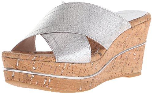 Pliner Donald Wedge Women's J Silver Dani ME Sandal 5PgPBxw