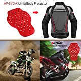 Surlim Protector Insert Armor Motorcycle Jacket