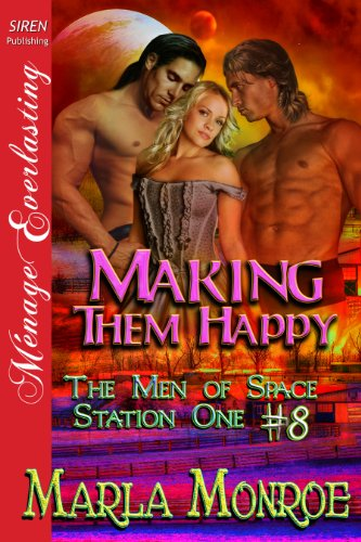 Making Them Happy The Men Of Space Station One 8 Siren