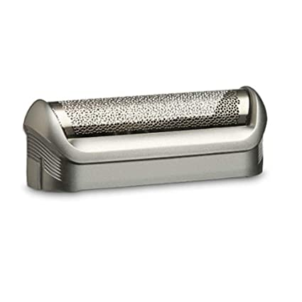Braun Shaver Replacement Foil Pocket Shaver, CruZer Twist, PocketGo, MobileShave, silver with