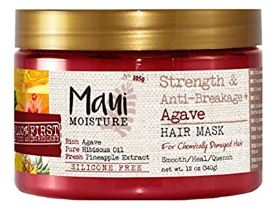 Maui Moisture Hair Mask and Butter