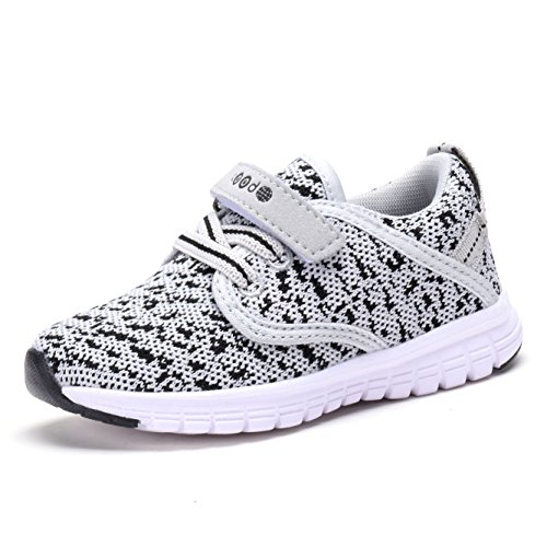 COODO CD3001 Toddler's Lightweight Sneakers Boys Girls Casual Running Shoes New (Toddler Sneakers Shoes)