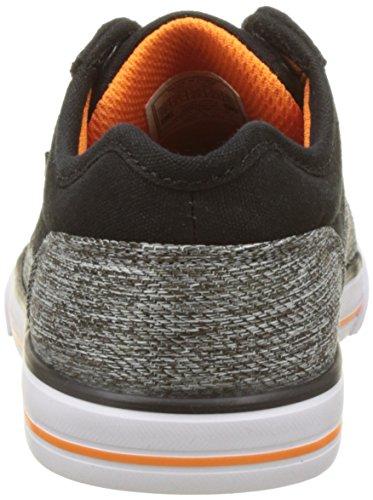 DC Shoes Tonik Tx Se - Botas Niños Gris (Black/Grey)