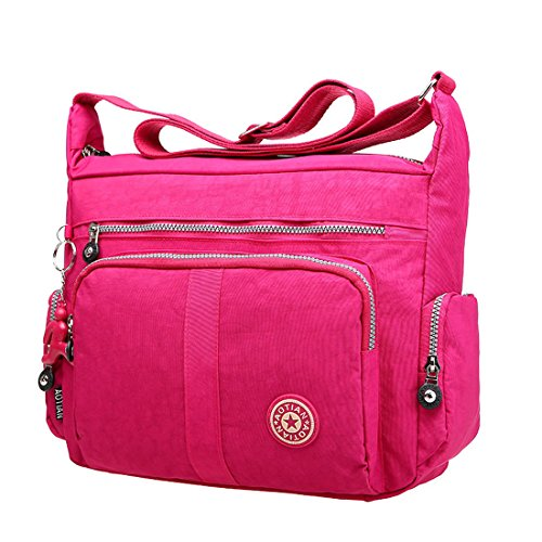 Dark Pocket Messenger Festival Daily blue Womens Hiking Holiday for Body Bag Bag Use Cross Handbag Casual Travel Multi aYxxC5wq