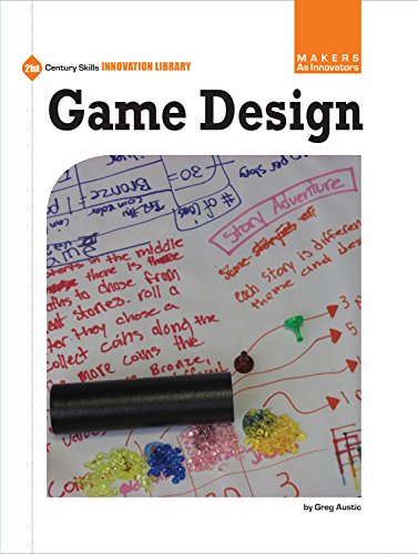 Game Design (21st Century Skills Innovation Library: Makers as Innovators) (Board Game Development)
