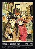 Rudolf Schlichter: Staatliche Kunsthalle Berlin 1890-1955, Ausstellung vom 1. April-16. Mai 1984, Staatliche Kunsthalle Berlin, 23. Mai-1. Juli 1984, Wurttembergischer Kunstverein (German Edition)