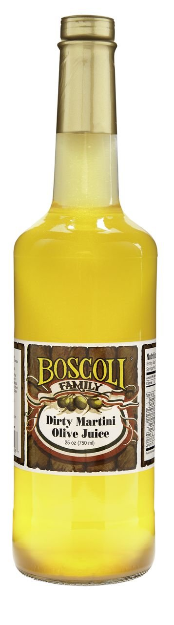 Boscoli Family Dirty Martini Olive Juice, 25 oz. 51KE2BoAKXJL