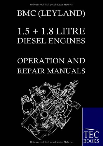 BMC 1500/1800 Engine (German Edition) pdf epub