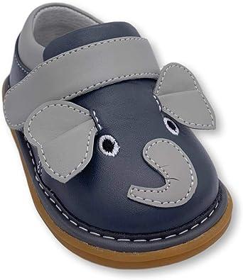 Wee Squeak Animal Toddler Squeaky Shoes
