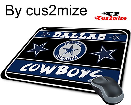 From Cus2mize Dallas Cowboys Mouse Pad Mousepad, Sold By Cus2mize Only. WE NOT RESPONSIBLE FOR CHEAPER PRODUCTS THAT COPY UNDER OUR NAME]()