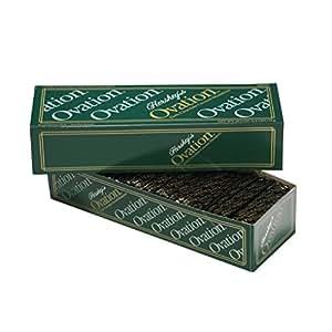 HERSHEY'S OVATION Sticks, Dark Chocolate Mint Candy Sticks, 35.3 Ounce Box