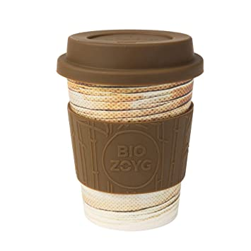 Biozoyg Premium Bambus Kaffeebecher To Go I Mehrweg Coffee To Go