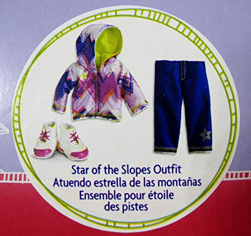 American Girl - Star of the Slopes Outfit for 18 Inch Dolls - Truly Me 2017