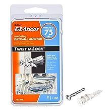 20PK#50 Plas Dry Anchor by EZ Ancor