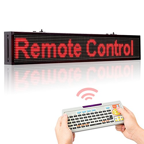Leadleds Remote Programmable Scrolling Display product image