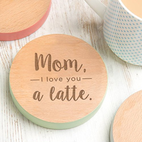 Personalised Gift for Mom Coaster -
