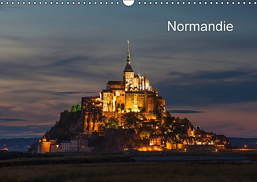 Normandie (Wandkalender 2017 DIN A3 quer)