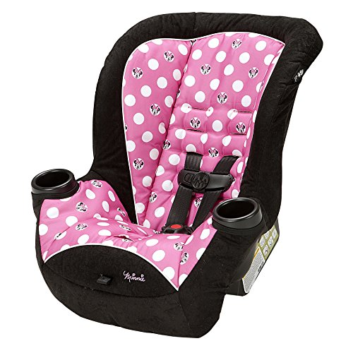 Pink 5 Point Harness Booster Seat