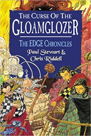 The Curse of the Gloamglozer: Bk. IV (The Edge Chronicles)