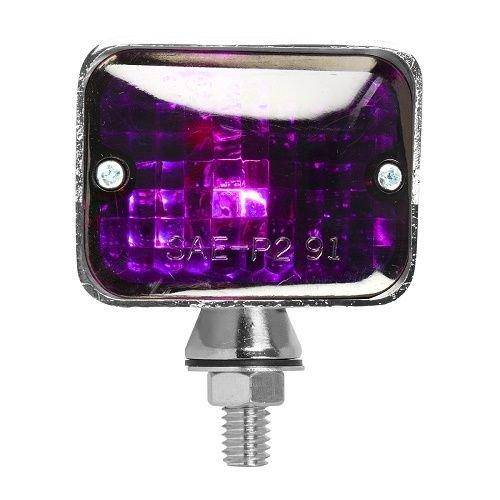 GG Grand General 80894 Small Purple Rod Single Filament Light Bulb 94129