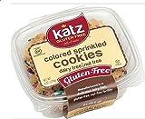 lemon pie gift basket - Katz Gluten Free Colored Sprinkled Cookies, 6 Ounce, Certified Gluten Free - Kosher - Dairy & Nut free (Pack of 6)