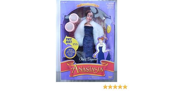 Amazon.es: Anastasia Paris Elegance Doll by Galoob (English Manual): Juguetes y juegos