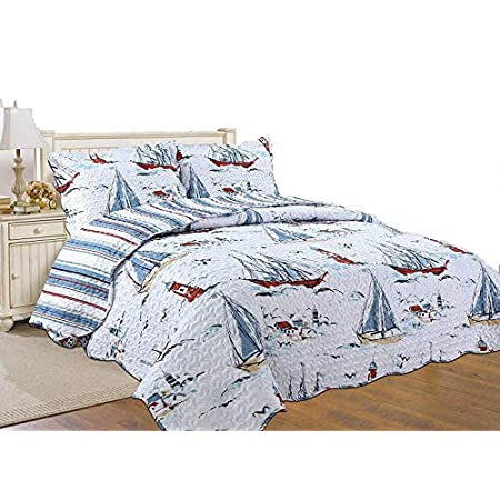 51KE2WrcyKL._SS450_ Kids Beach Bedding & Coastal Kids Bedding