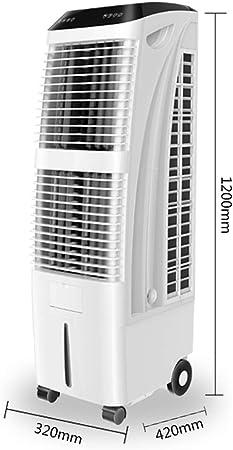MAZHONG FANS Ventilador de enfriamiento evaporativo móvil ...