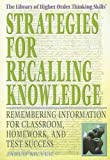 Strategies for Recalling Knowledge, Jared Meyer, 1404206574