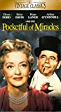 Pocketful of Miracles [VHS]