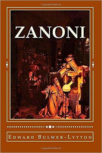 Book Zanoni