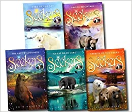 Erin hunter seekers bear collection 5 books set great bear lake erin hunter seekers bear collection 5 books set great bear lake smoke mountain the last wilderness fire in the sky spirits in the stars fandeluxe Ebook collections