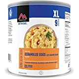 Mountain House Scrambled Eggs with Bacon   Freeze Dried Backpacking & Camping Food   Gluten-Free