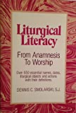 img - for Liturgical Literacy: From Anamnesis to Worship book / textbook / text book