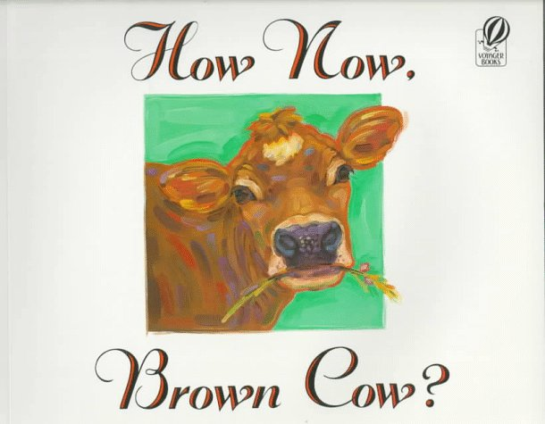 How Now Brown Alice Schertle product image