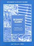 Beginning Algebra, Lial, Margaret L. and Hornsby, John, 0673995429