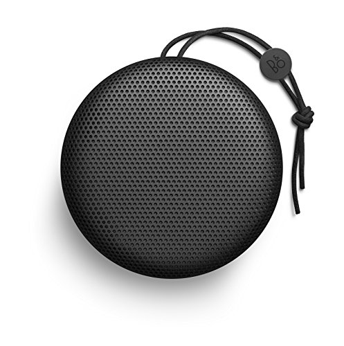 Price comparison product image B&O Play by Bang & Olufsen Beoplay A1 Portable Bluetooth Speaker with Microphone (Black)